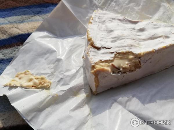 Сыр Brie Alti с черным трюфелем фото