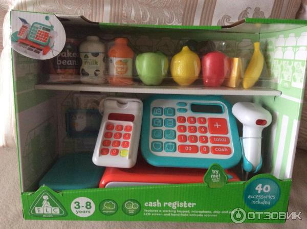 игра магазин с кассой с деньгами