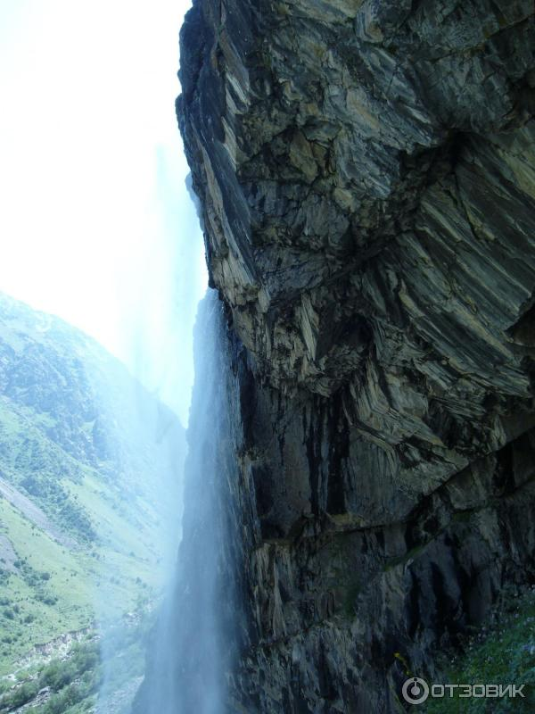 фото водопад белогорка киргизия бренд сильно