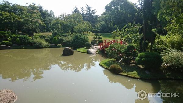 Тулуза япорнский сад