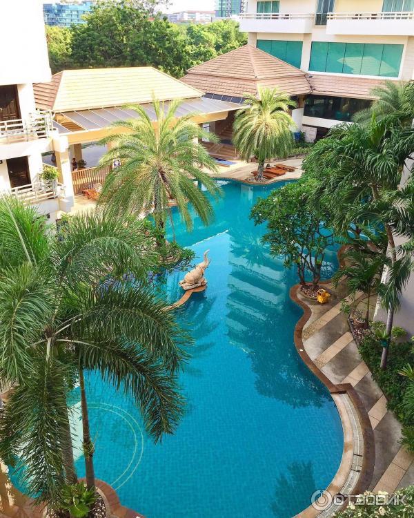 таиланд отели паттайя сиа бриз фото готовят