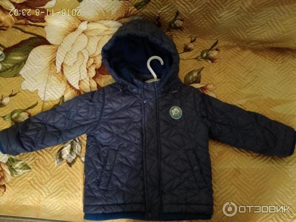 b049b2f81e8c Отзыв о Куртка детская Sela | Одна из любимых курток!