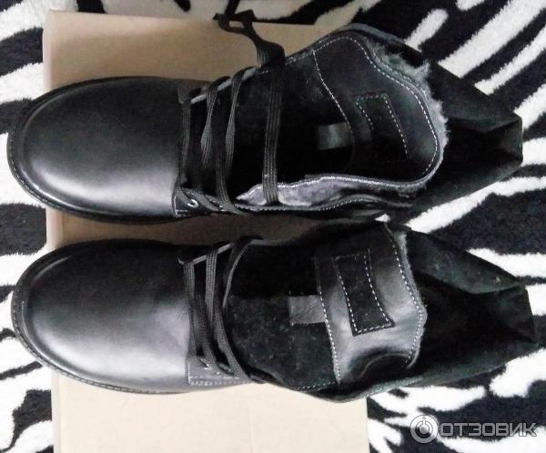 fdcd4e7f0 Отзыв о Ботинки мужские Westland | Лёгкие удобные ботинки