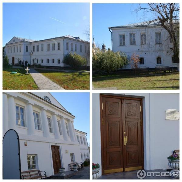 Подворье Ефремовых дворец