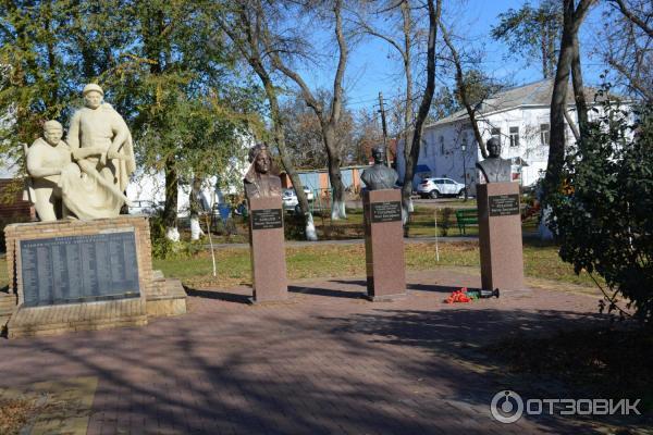 Старочеркасская мемориал