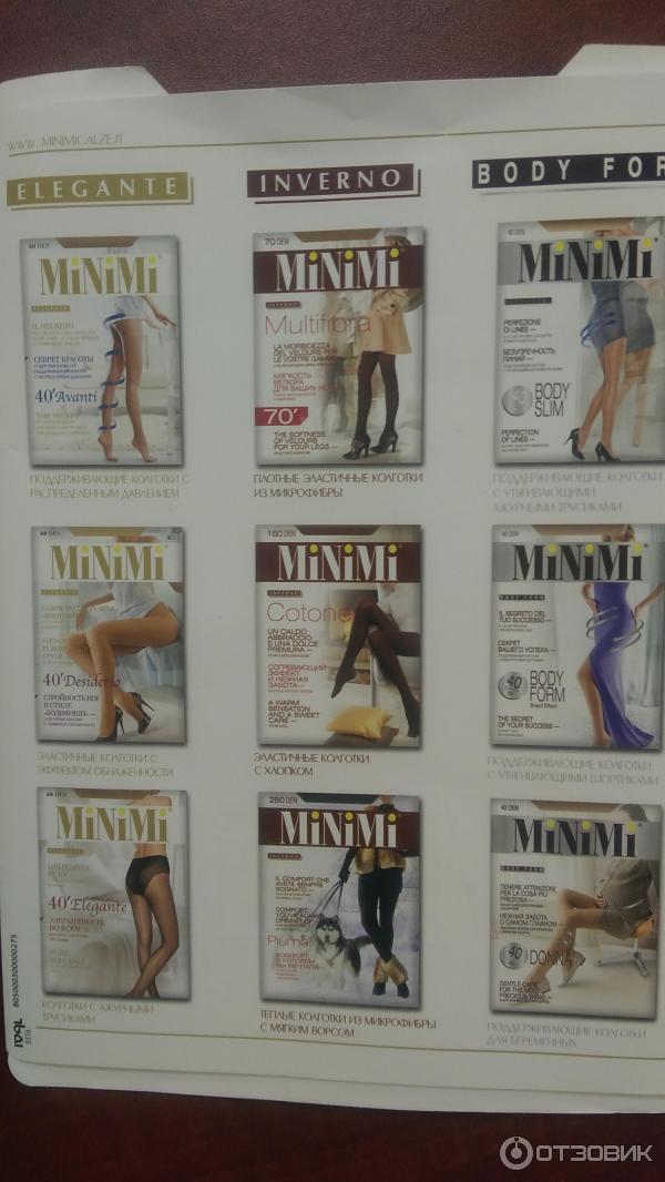 4c01691b5e8b Отзыв о Женские колготки Minimi Vittoria 20 Den | «Не гонялся бы ты ...