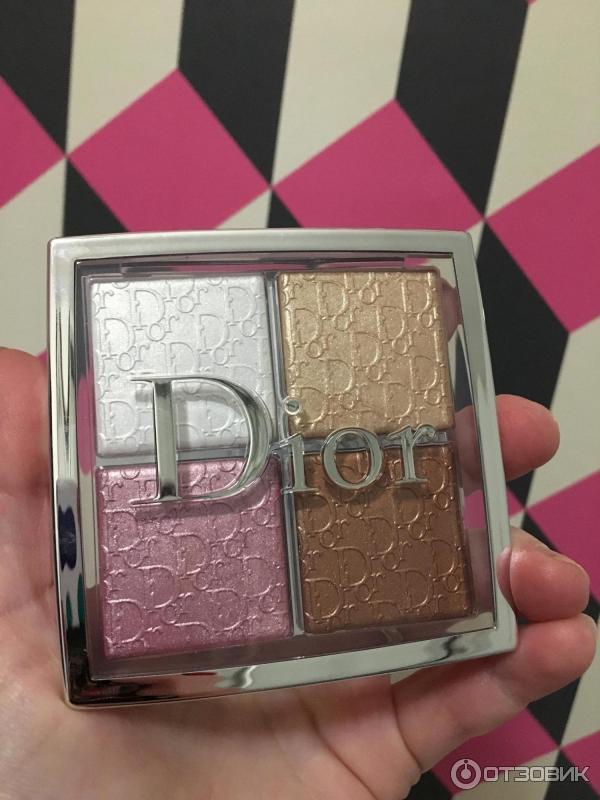 Отзыв о Палетка хайлайтеров Dior Backstage Glow Face Palette ... 7b420b50fd8f1