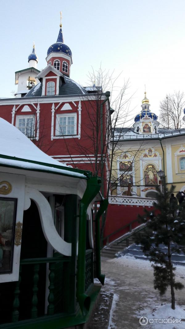 Свято-Успенский Псковско-Печерский монастырь (Россия, Псковская область) фото