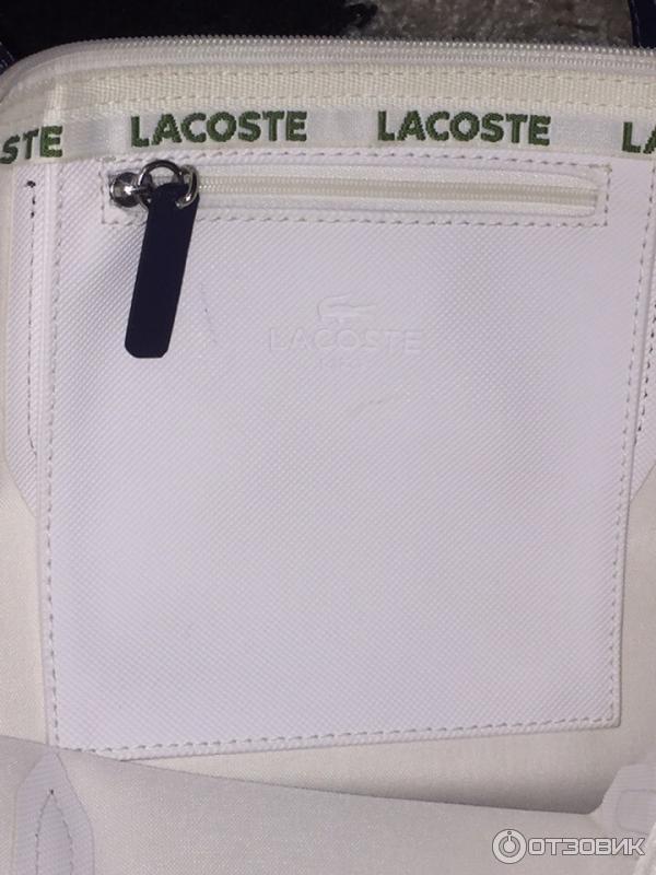 664cfff91bf0 Отзыв о Сумки Lacoste | Качественные, яркие, стильные сумки!