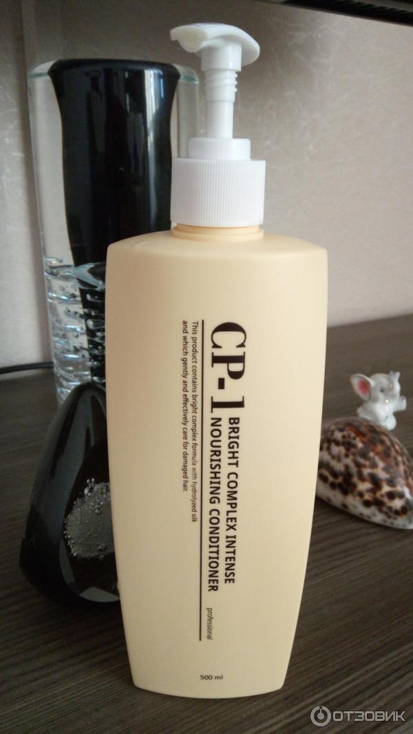 Кондиционер для волос Estethic House CP-1 Bright Complex Intense Nourishing Conditioner фото